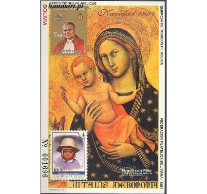 Znaczek Boliwia 1994 Mi bl 215 Czyste **