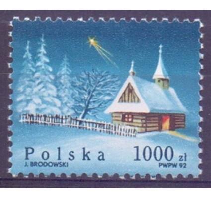 Znaczek Polska 1992 Mi 3416 Fi 3268 Czyste **