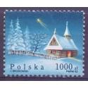Polska 1992 Mi 3416 Fi 3268 Czyste **