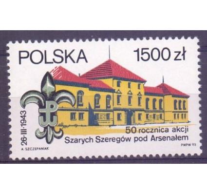 Polska 1993 Mi 3438 Fi 3290 Czyste **