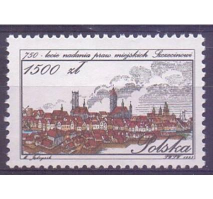 Polska 1993 Mi 3443 Fi 3295 Czyste **