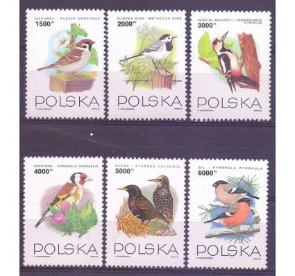Polska 1993 Mi 3458-3463 Fi 3310-3315 Czyste **