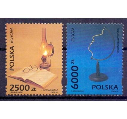 Znaczek Polska 1994 Mi 3486-3487 Fi 3338-3339 Czyste **