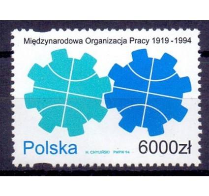 Znaczek Polska 1994 Mi 3493 Fi 3345 Czyste **