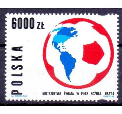 Znaczek Polska 1994 Mi 3495 Fi 3347 Czyste **