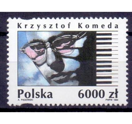 Znaczek Polska 1994 Mi 3504 Fi 3356 Czyste **