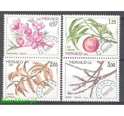 Znaczek Monako 1982 Mi 1516-1519 Czyste **