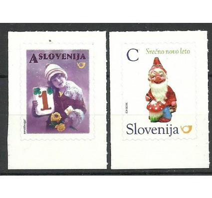 Słowenia 2013 Mi 1037-1038 Czyste **