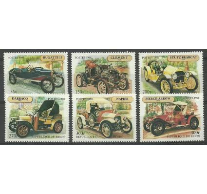 Benin 1998 Mi 1063-1068 Czyste **