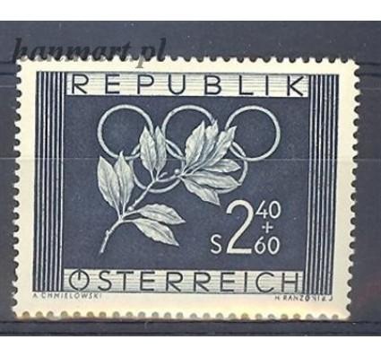 Znaczek Austria 1952 Mi 969 Z podlepką *