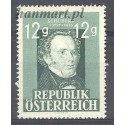 Austria 1947 Mi 801 Czyste **