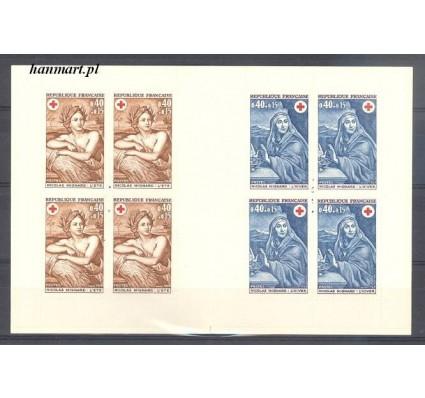 Francja 1969 Mi mh 1692-1693 Czyste **