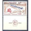 Francja 1964 Mi zf 1480 Czyste **