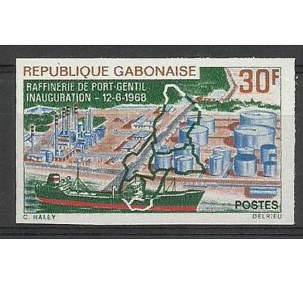 Gabon 1968 Mi 305B Czyste **