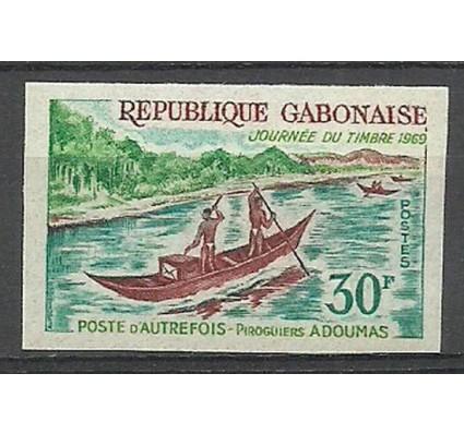 Gabon 1969 Mi 358B Czyste **