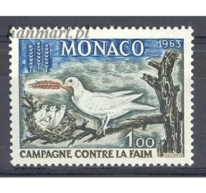 Znaczek Monako 1963 Mi 733 Czyste **