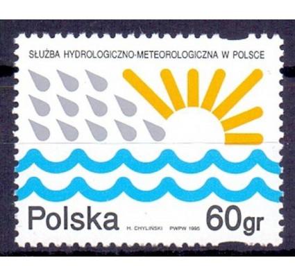 Znaczek Polska 1995 Mi 3519 Fi 3371 Czyste **
