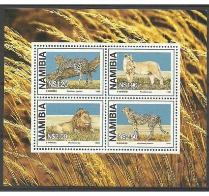 Znaczek Namibia 1998 Mi bl 37 Czyste **