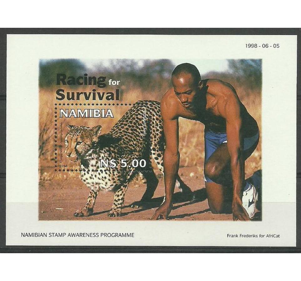Namibia 1998 Mi bl 41 Czyste **