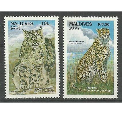 Znaczek Malediwy 1993 Mi 1977+1981 Czyste **