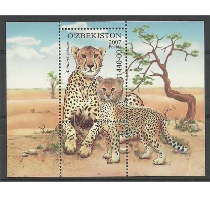 Znaczek Uzbekistan 2007 Mi bl 49 Czyste **