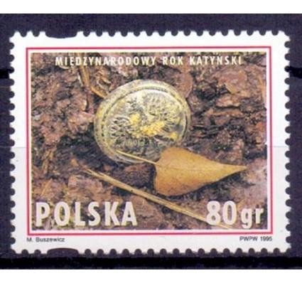 Znaczek Polska 1995 Mi 3532 Fi 3384 Czyste **