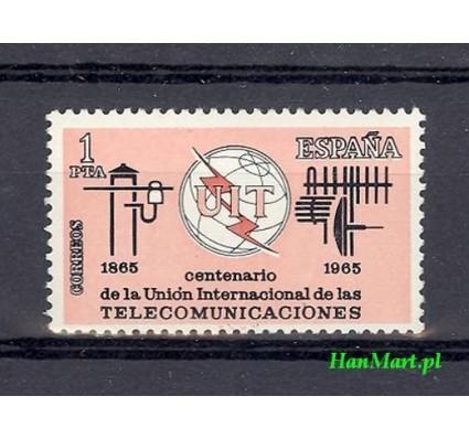 Znaczek Hiszpania 1965 Mi 1551 Czyste **
