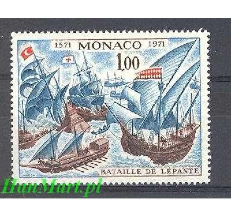 Monako 1972 Mi 1028 Czyste **