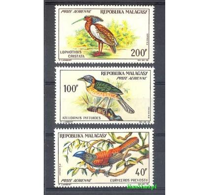 Znaczek Madagaskar 1964 Mi 499-501 Czyste **