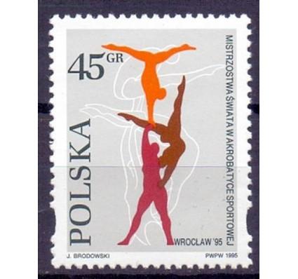 Znaczek Polska 1995 Mi 3563 Fi 3415 Czyste **