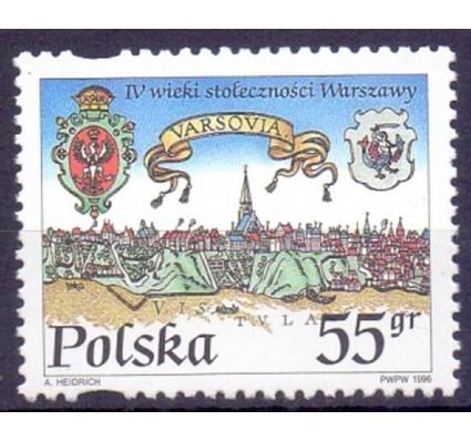 Znaczek Polska 1996 Mi 3581 Fi 3433 Czyste **