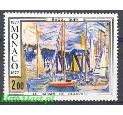 Znaczek Monako 1977 Mi 1269 Czyste **