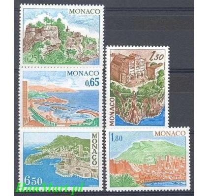 Znaczek Monako 1978 Mi 1331-1335 Czyste **