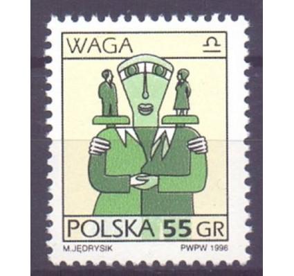 Znaczek Polska 1996 Mi 3597 Fi 3449 Czyste **