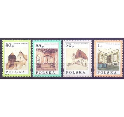 Znaczek Polska 1996 Mi 3599-3602 Fi 3599-3602 Czyste **