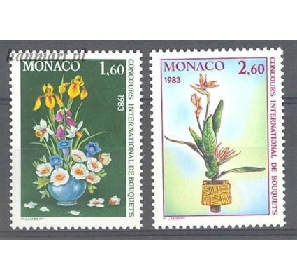 Znaczek Monako 1982 Mi 1558-1559 Czyste **