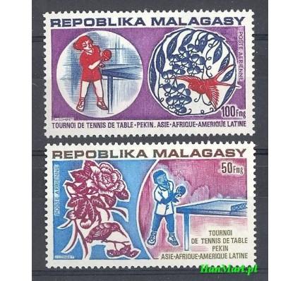 Madagaskar 1974 Mi 710-711 Czyste **