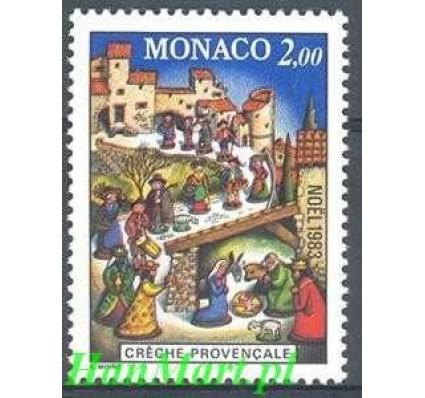 Znaczek Monako 1983 Mi 1604 Czyste **