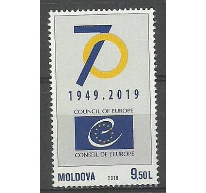 Znaczek Mołdawia 2019 Mi (2019-17) Czyste **