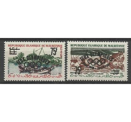 Znaczek Mauretania 1962 Mi I-II Czyste **