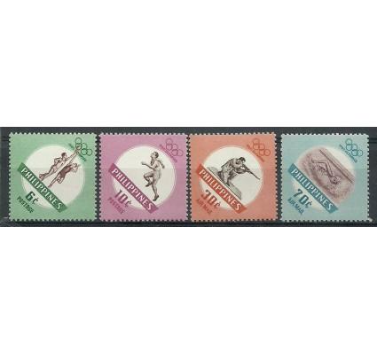 Znaczek Filipiny 1960 Mi 665-668 Czyste **