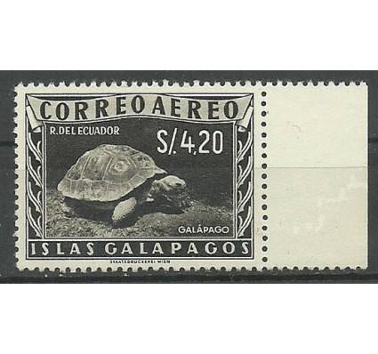 Znaczek Ekwador 1957 Mi GAL6 Czyste **
