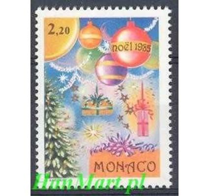 Znaczek Monako 1985 Mi 1721 Czyste **
