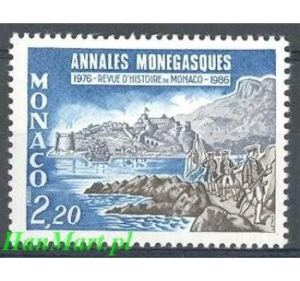 Znaczek Monako 1986 Mi 1745 Czyste **