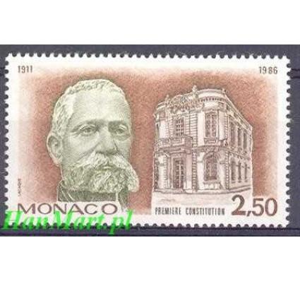 Znaczek Monako 1986 Mi 1757 Czyste **