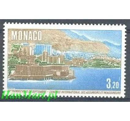 Monako 1986 Mi 1765 Czyste **
