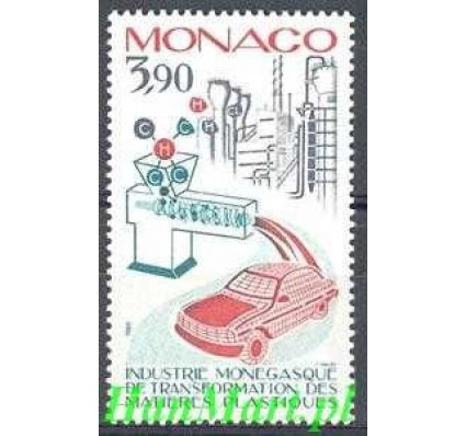 Znaczek Monako 1986 Mi 1768 Czyste **