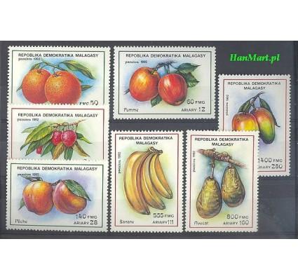 Znaczek Madagaskar 1992 Mi 1359-1365 Czyste **
