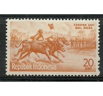 Znaczek Indonezja 1961 Mi 293 Czyste **