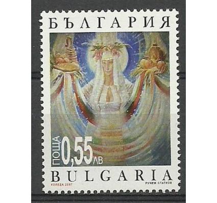 Znaczek Bułgaria 2007 Mi 4829 Czyste **